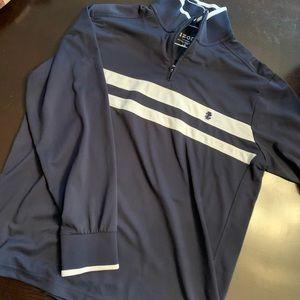 Men's Half Zip IZOD Pullover